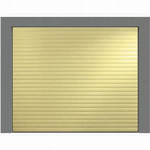Porte De Garage 300 X 200 : porte de garage enroulable 240 x 200 ral 7040 porte ~ Edinachiropracticcenter.com Idées de Décoration