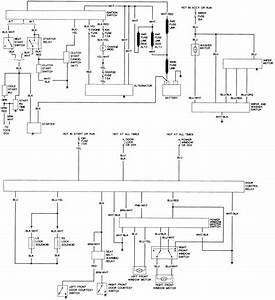 0cbc3 89 Toyota Pickup Wiring Diagram