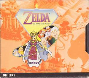 Zelda, The, Wand, Of, Gamelon, For, Cd-i, 1993