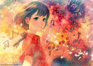 Download wallpaper girl, anime, Art free desktop wallpaper ...