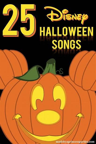 Halloween Disney Songs Kid Friendly Princess Sharing