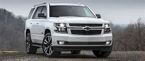New Chevy Tahoe Lease Deals  Quirk Chevrolet Near Boston Ma