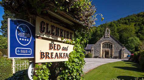 glenkirk bed breakfast comfortable accommodation