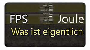 Joul Berechnen : was ist eigentlich fps und joule q airsoft youtube ~ Themetempest.com Abrechnung