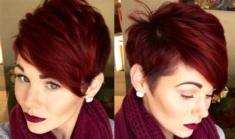 coupes courtes  les  modeles  piquer coiffure