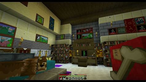 minecraft cozy cabin  sphax texture pack youtube
