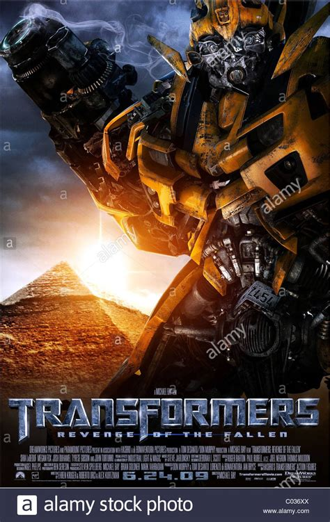 Bumblebee Poster Transformers Revenge Of The Fallen (2009