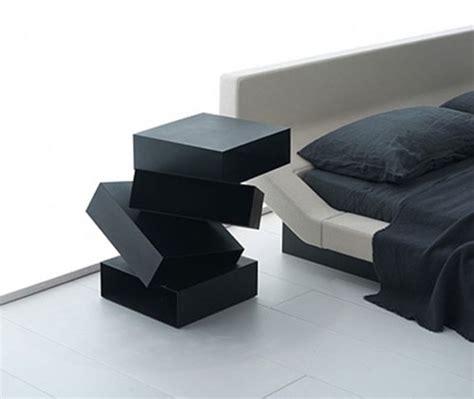 modern nightstands functional  decorative bedroom