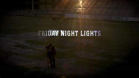 friday lights the friday lights