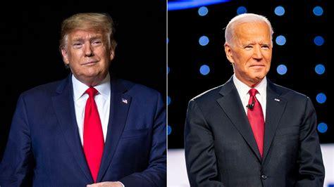 Poll: More pick Trump over Joe Biden to win presidential ...