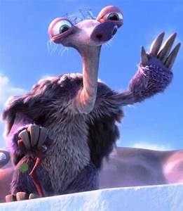 Ice Age: Continental Drift - Granny (Wanda Sikes) is a ...