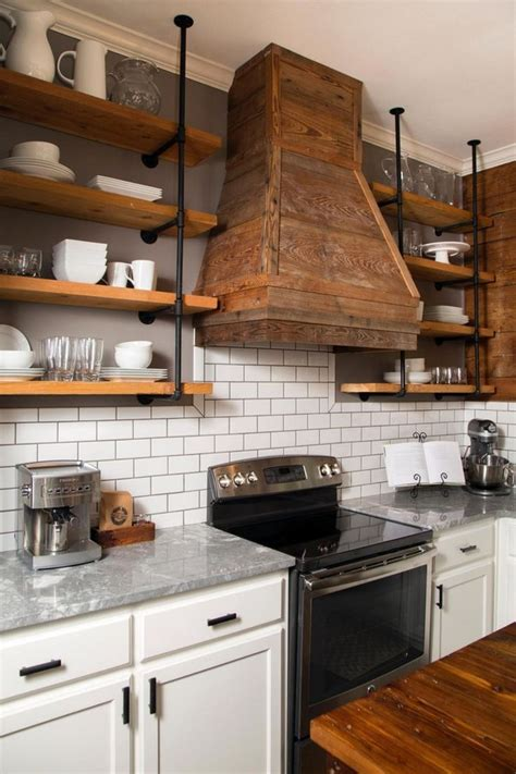 Kitchen Open Shelves Ideas - open shelving kitchen design ideas my decor home decor ideas