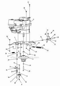 Little Wonder 5126-32-20 Parts List And Diagram