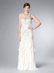 sue wong wedding dresses sue wong sue wong ivory halter gown with ruffled skirt dress wedding dress tradesy weddings