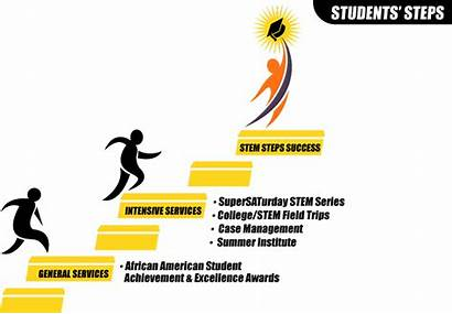 Success Steps Stem Students African American College