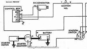 Lucas Starter Wiring Diagram Brilliant Ignition Switch