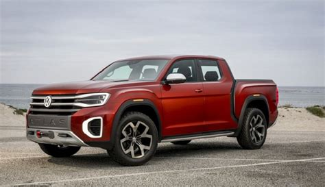vw atlas pickup truck review price  pickup trucks