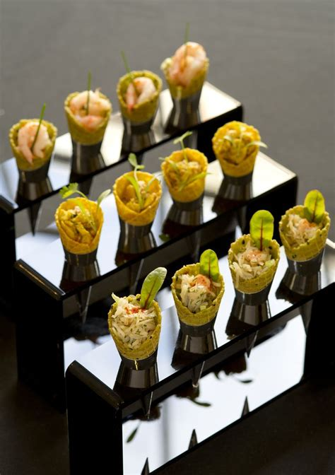 canapé but 195 piccadilly canapes coronation chicken cones
