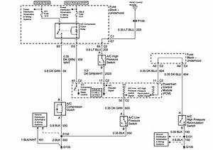 Air Conditioner Wiring Diagram 2002 Chevy Truck