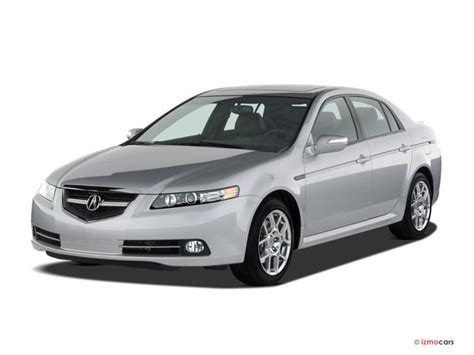 Used 2007 Acura Tl by 2007 Acura Tl Prices Reviews Listings For Sale U S