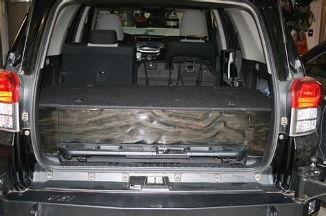 2011 toyota 4runner sliding rear cargo deck 4runner sliding rear cargo deck radnor decoration