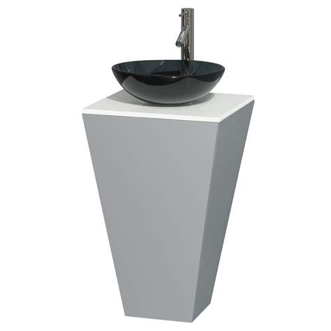 Wyndham Collection Esprit Pedestal Bathroom Vanity by Wyndham Collection Esprit Bathroom Pedestal Vanity Set