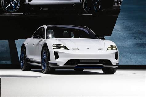 porsche mission e wheels porsche mission e cross turismo previews 2019 production