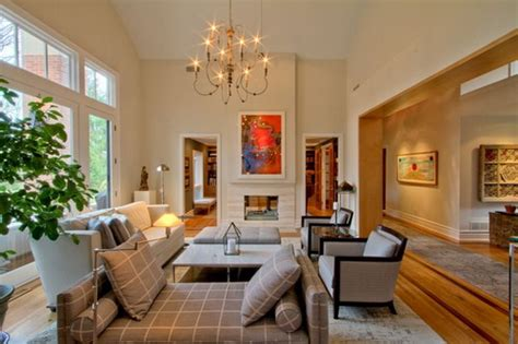 Lounges For Small Living Rooms :  How To Make A Large Room Look