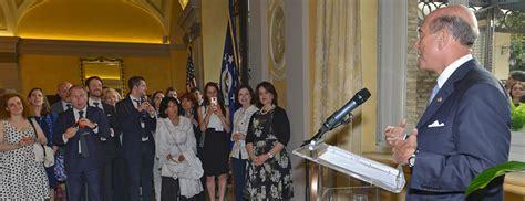 Consolato Italiano In America by Stati Uniti Ambasciata E Consolati In Italia