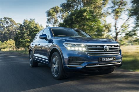 vw touareg launch edition review ozroamer