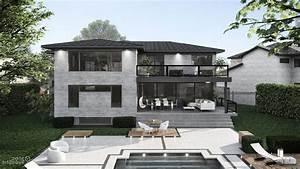 Maison Moderne 3d