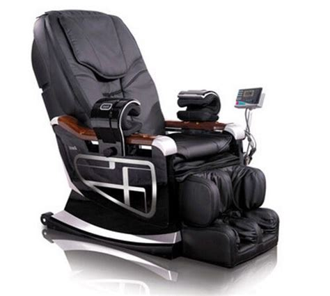 massaging office desk chair the ultimate massage chair for the home pinterest