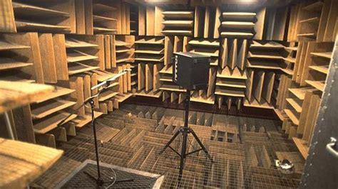 chambre acoustique une chambre acoustique dans laquelle vous devenez le