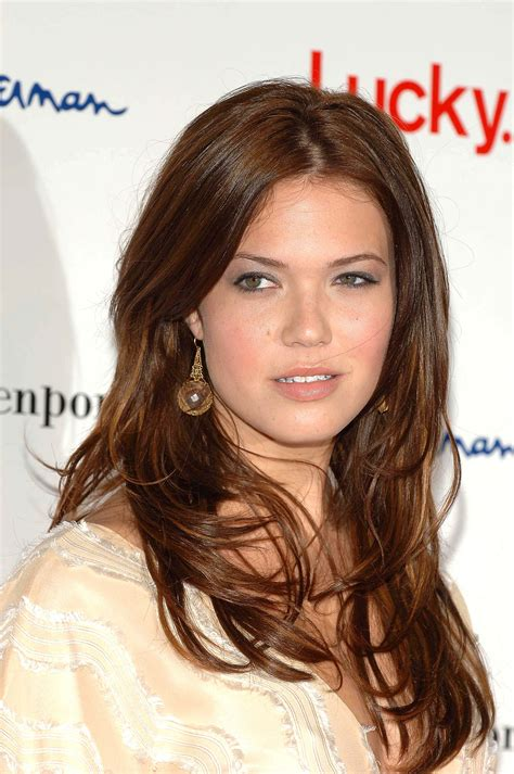 Hair Icon: Mandy Moore   the LAYER   Loxa Beauty®