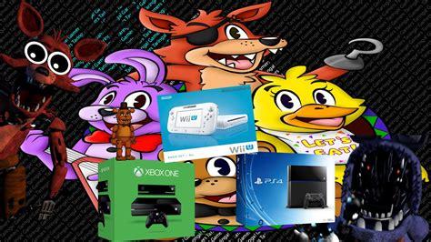 Sfm Fnaf Foxy Va A Comprar Un Xbox One Five Nights At