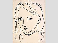 Gesture Matisse Drawing 6