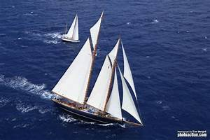 The 13839 Magnificent Herreshoff Gaff Rigged Schooner