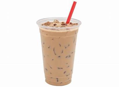 Coffee Iced Ice Drink Flat Cold Drinks