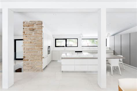 photo cuisine blanche cuisine blanche laquée