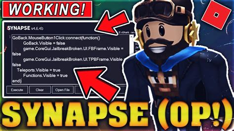 roblox exploit synapse  powerfull limited lua