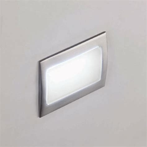tekno recessed wall mount modern recessed lighting