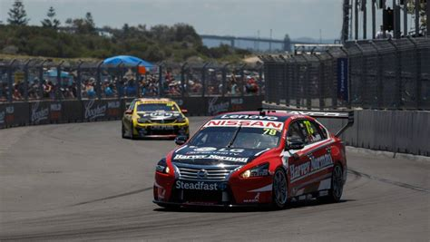 Fans Injured By Tyre Fragments At Newcastle Supercars