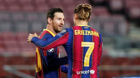 'Lionel Messi knows I have a lot of respect for him ...