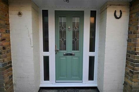 chartwell green composite door  wwwxtremedoorcouk