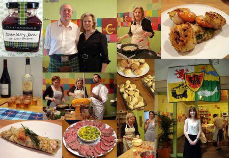 cuisine ecossaise cours de cuisine écossaise chez in cuisine bulle blogbulle