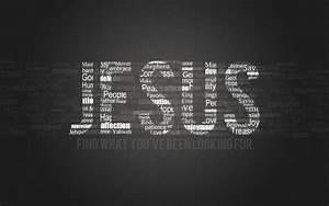 Jesus Word Wallpaper