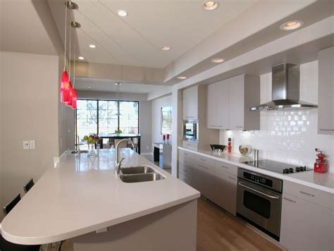 modern galley kitchen photos fantastic space saving galley kitchen ideas 7621