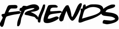 Friends Font Weiss Gabriel Tv Fonts Famous