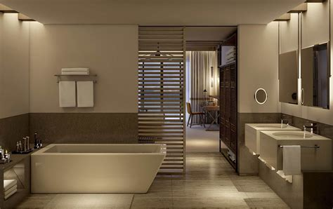 Hotel Bathroom Design by Gerard Glintmeijer Founder Of Glintmeijer Design Studio