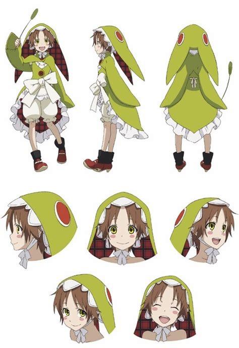 crunchyroll rokka  yuusha tv anime character visuals
